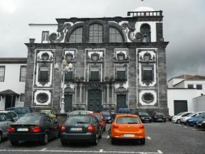 2014-05-13 12h28 palais baroque à Ponta Delgada