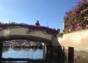 2014-02-03 16h02 petit ponts à Puerto Mogan