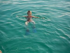 2014-09-10 8h49 1er bain à C'an Pastilla baie de Palma Majorque Baléares (4)