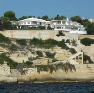 2014-09-09 8h58 villas baie de Palma Majorque
