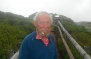 2014-06-14 15h59 Eric à la barbe fleurie à Furnas do Enxofre Terceira Açores