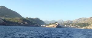 2014-10-21 9h30 départ belle cala San Vicinte Majorque