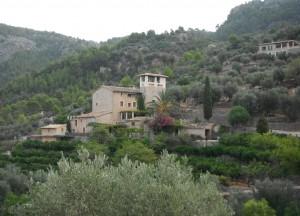 2014-09-18 10h23 maisons à puerto Soller à Majorque