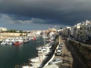 2014-10-29 13h19 port de Ciutadella Minorque
