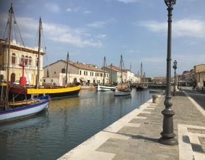 2015-09-14 11h28 Musée vieux gréements à flots Cesenatico Adriatique