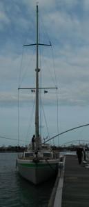 2015-09-27 16h28 Eric range la GV ponton de Giulanova Adriatique