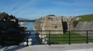 Corfou citadelle