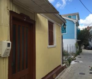 maison typique de Levkas