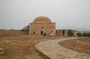 2016-05-15 15h14 fort Rethynon Crète