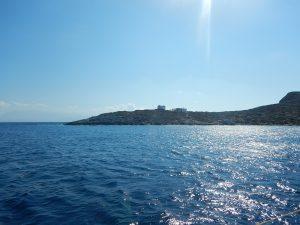 2016-05-18 16h45 chapelle 1ère baie ile Dia Crète