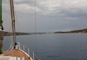 2016-06-07 18h47 golfe d'Argos baie Kheli Peloponnèse